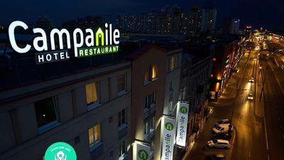 Campanile Lodz Hotel