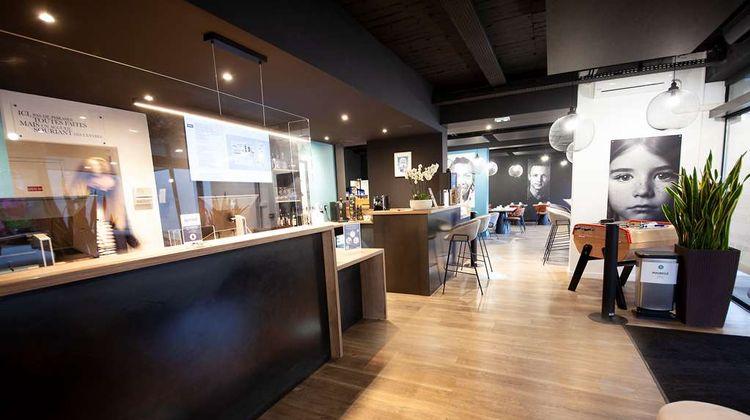 Kyriad Clermont-Ferrand Centre Lobby