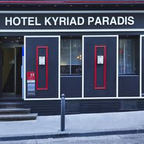 Kyriad Marseille Centre Paradis
