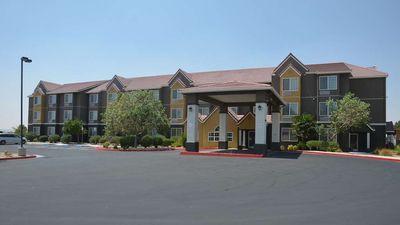 Best Western Inn & Sts California City