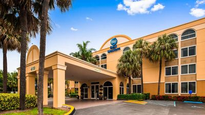 Best Western Ft Lauderdale I95 Inn