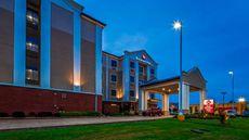 Best Western Plus Flowood Inn & Suites