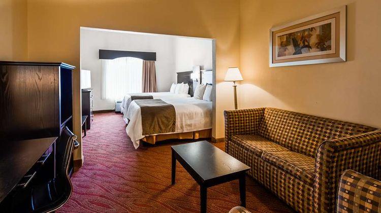 Best Western Bar Harbour Inn Room