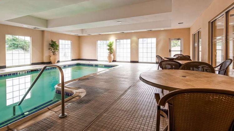 Best Western Bar Harbour Inn Pool