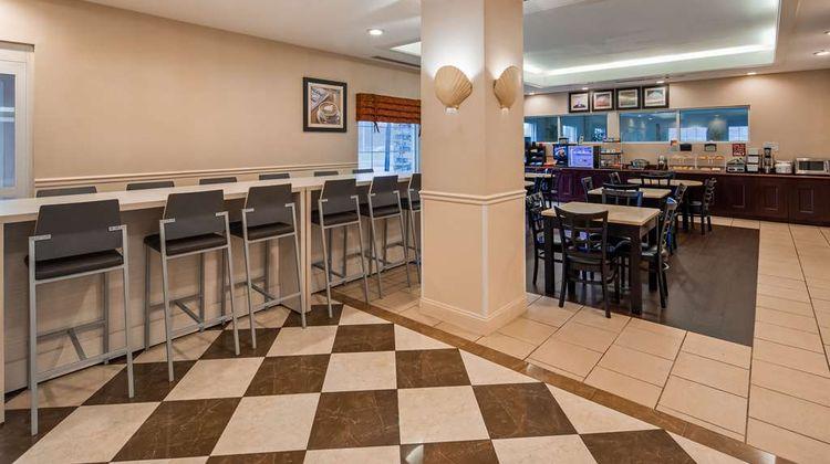 Best Western Bar Harbour Inn Restaurant