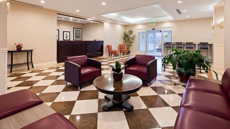 Best Western Bar Harbour Inn Lobby