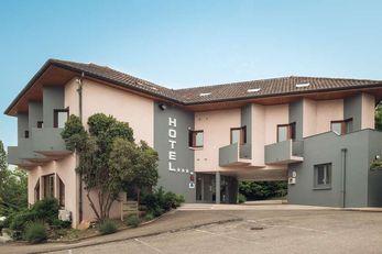 Best Western Bridge Hotel Lyon East