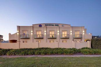 Best Western Crystal Inn
