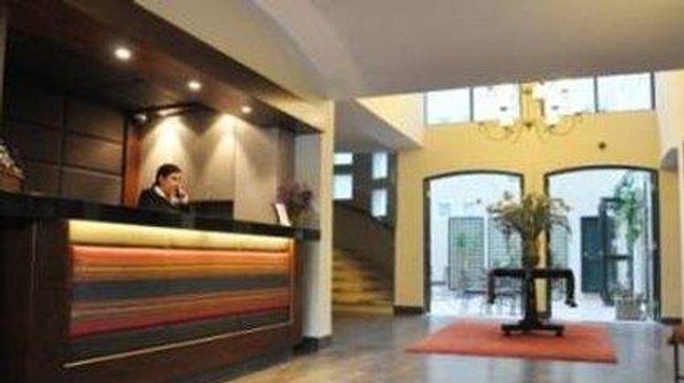 LP Los Portales Hotel Cusco Lobby