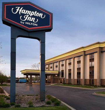 Hampton Inn Appleton-Fox River Mall
