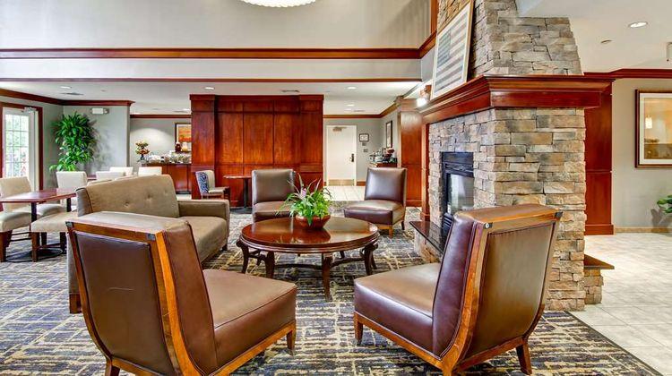 Homewood Suites Stratford Lobby