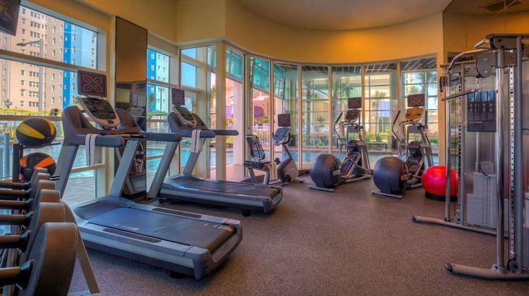 Hilton Garden Inn Oceanfront Health