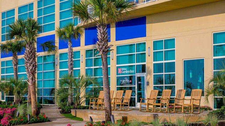 Hilton Garden Inn Oceanfront Restaurant