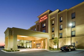 Hampton Inn & Suites Tupelo/Barnes Cross