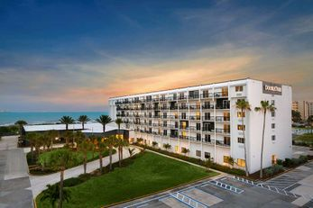 Doubletree Oceanfront Hotel Cocoa Beach