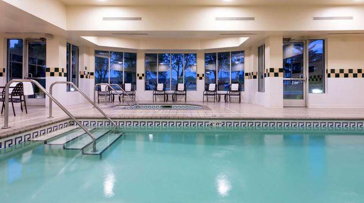 Hilton Garden Inn Shoreview Pool