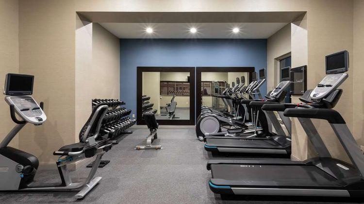 Hilton Garden Inn Shoreview Health