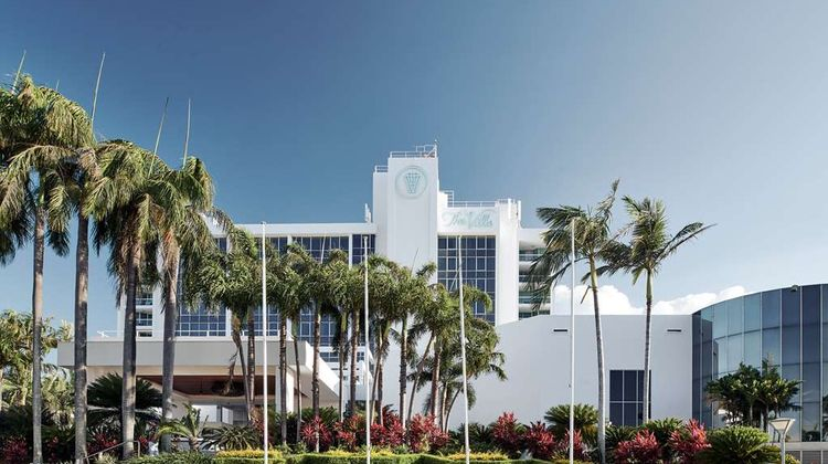 The Ville Resort Casino Exterior