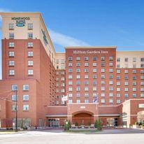 Hilton Garden Inn OklahomaCity Bricktown