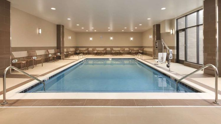 Embassy Suites Akron Canton Airport Pool