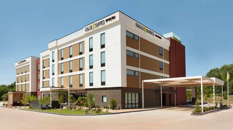 Home2 Suites by Hilton Edmond Exterior