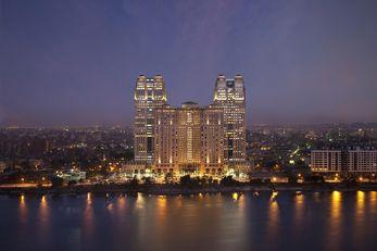 Fairmont Nile City Hotel, Cairo
