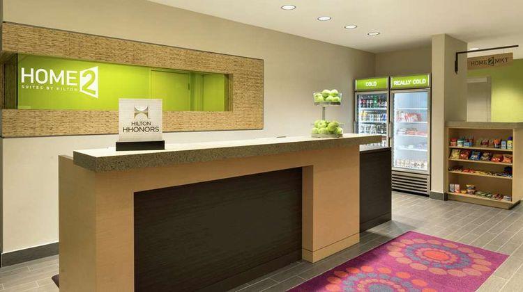 Home2 Suites by Hilton Alexandria Lobby