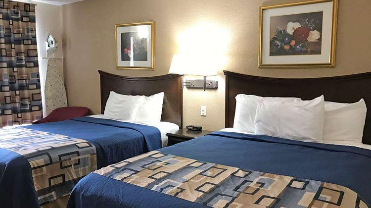 Americas Best Value Inn Mount Vernon Room