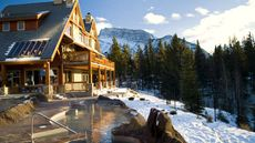 Banff Hidden Ridge Resort Condo