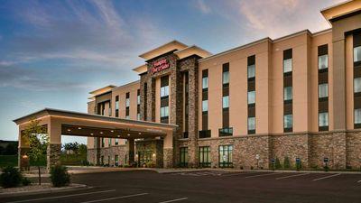Hampton Inn & Suites-Hudson