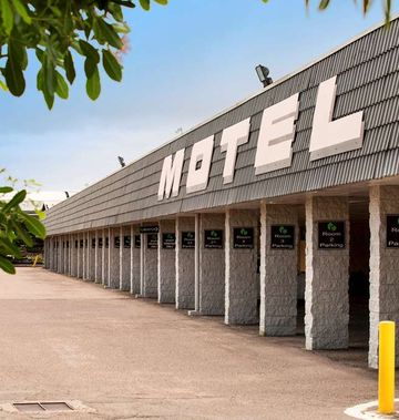Dalrymple Motel