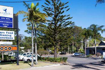 Kondari Resort at Hervey Bay