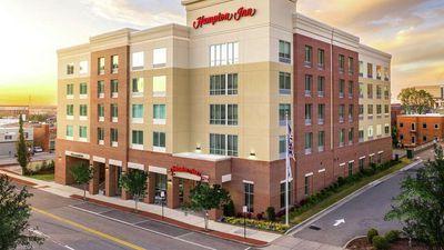 Hampton Inn Wilmington Downtown