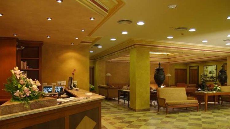 Hotel Villava Lobby