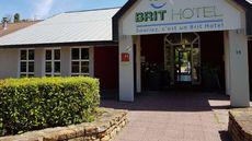 Brit Hotel Lyon Nord Dardilly