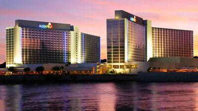 Aquarius Casino Resort, BW Premier Coll
