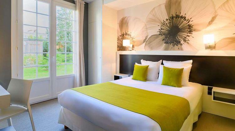 Quality Hotel La Marebaudiere Room