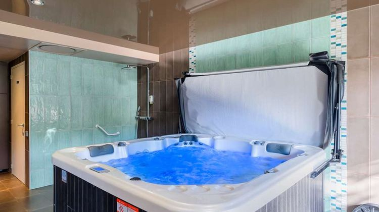 Quality Hotel La Marebaudiere Pool
