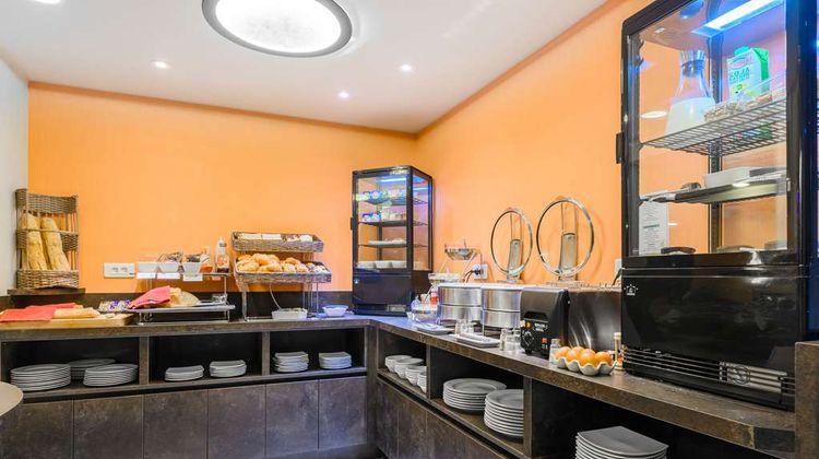 Quality Hotel La Marebaudiere Restaurant