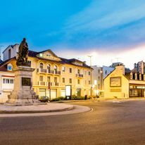 Quality Hotel Pau Centre - Bosquet