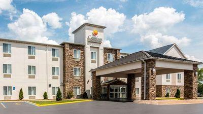 Comfort Inn & Suites Hannibal
