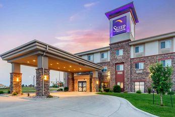 Sleep Inn and Suites Devils Lake