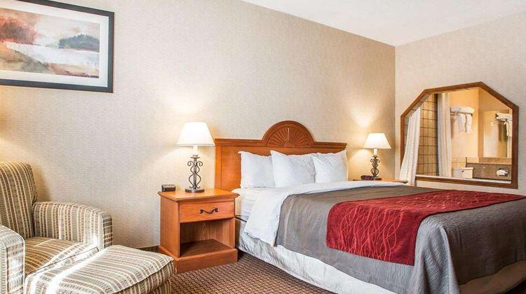 Quality Inn Sidney Suite