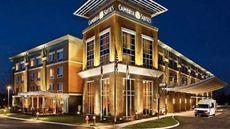 Cambria hotel & suites Columbus Polaris