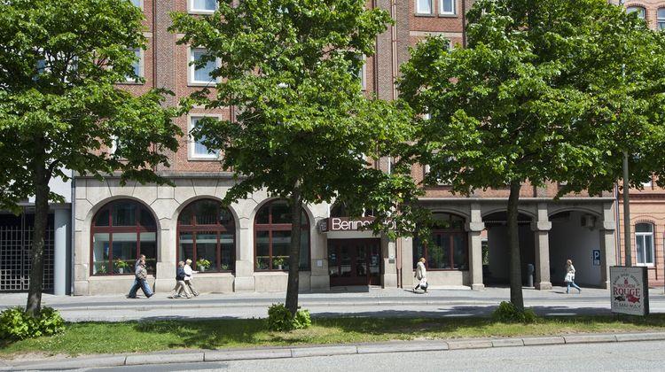 Hotel Berliner Hof Exterior
