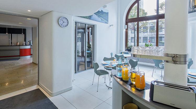Hotel Berliner Hof Restaurant