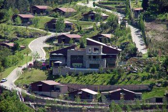 Aquafalls Spa Hotel Rural