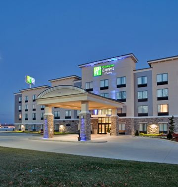 Holiday Inn Express Hotel & Suites South