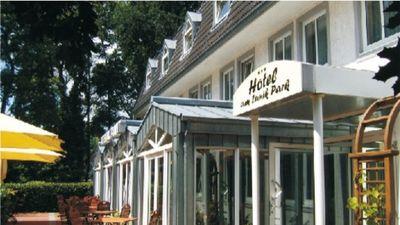Hotel Am Lunik Park