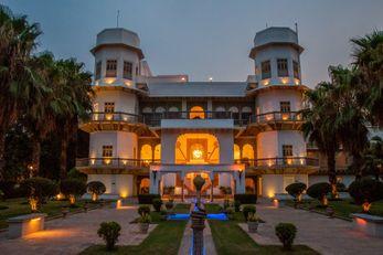 Usha Kiran Palace - A Taj Hotel